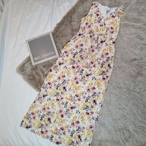*OLD NAVY MATERNITY* Floral Maxi Dress